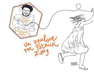 Un aquilone per Patrick Zaky
