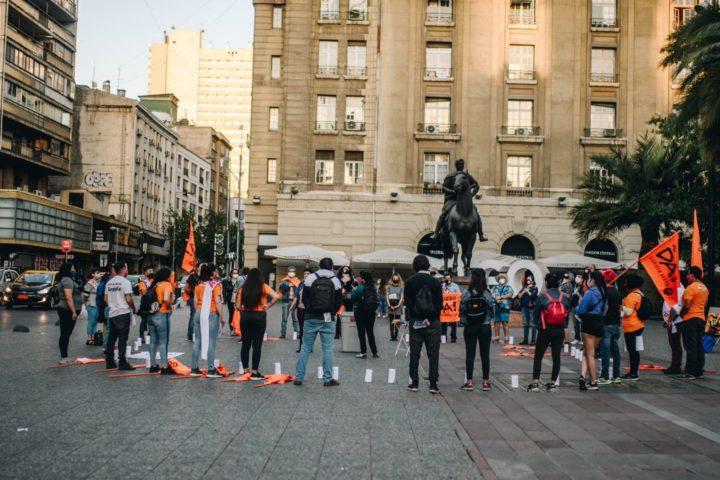 Con la Constitución a la basura el PH chileno cierra la campaña a favor de la opción Apruebo