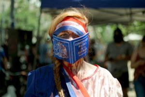 Santiago de Chile: 18 OCT, Lo que no muestra la TV