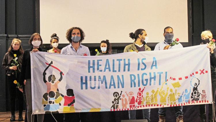Migrations- und Asylpolitik der Bundesregierung und der EU verstößt gegen Recht auf Gesundheit - Menschenrechtstribunal in Berlin