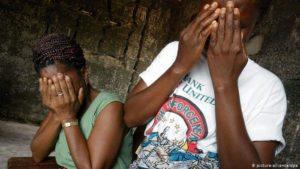 Gewalt gegen Afrikas Frauen: Die andere Pandemie
