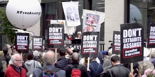 Zahlreiche Zeugen sagen zugunsten von Julian Assange aus