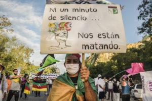 Menschenrechtsgruppen planen Karawane durch umkämpfte Gemeinden