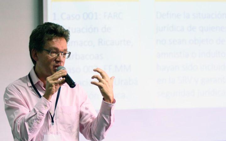 Comisionado Alejandro Valencia