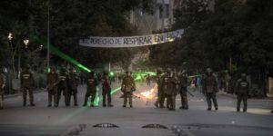 Amnesty fordert Strafuntersuchung gegen Kommandanten der Nationalpolizei Chiles
