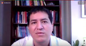 Andrés Aráuz, candidato a la presidencia de Ecuador: «La integración que queremos es la integración entre los pueblos»
