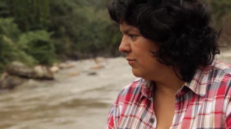 Berta Cáceres - Wikipedia