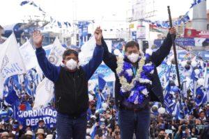 Βολιβία: μεγάλη νίκη απέναντι στο πραξικόπημα και τη δεξιά