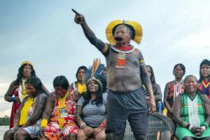 Carta aberta: Cacique Raoni, o grande líder Kayapó, para o Nobel da Paz
