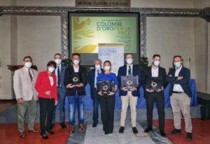 Colombe d'oro per la Pace, a Roma la premiazione della XXXVI edizione