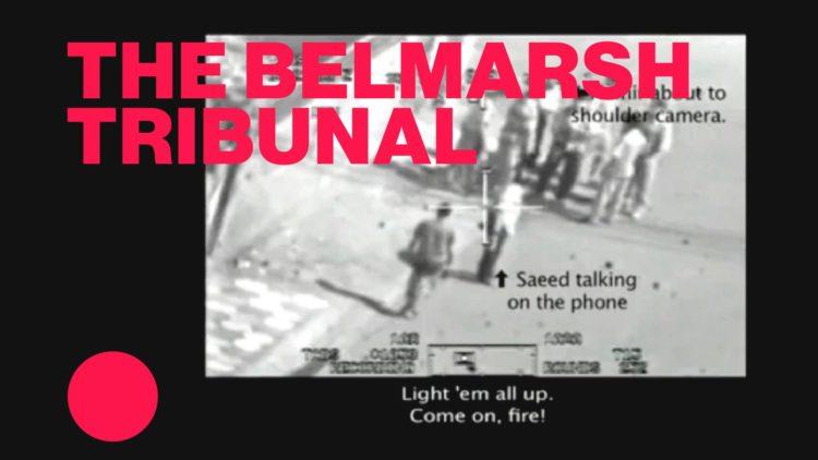 Belmarsh Tribunal klagt die USA für die von Assange aufgedeckten Verbrechen an
