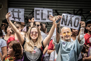 """Brasil: perversidades en «Verde y Amarillo"""""""