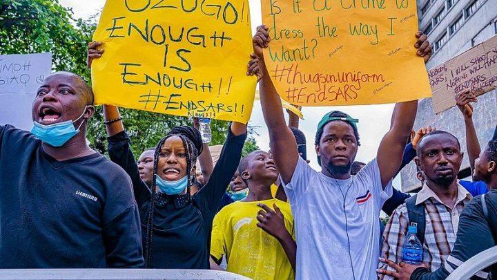 Movimiento social nigeriano #EndSARS. Perspectiva desde la diáspora