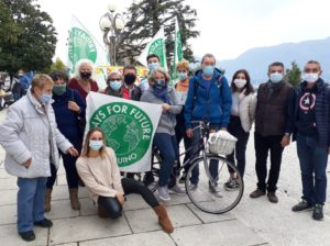 Luino: Fridays For Future in piazza