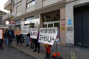 Free-k Pride: manifestazione contro il Governo polacco per la discriminazione contro la comunità LGBTQ+