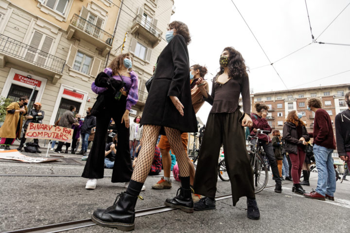 Free-k Pride consolato polacco 9