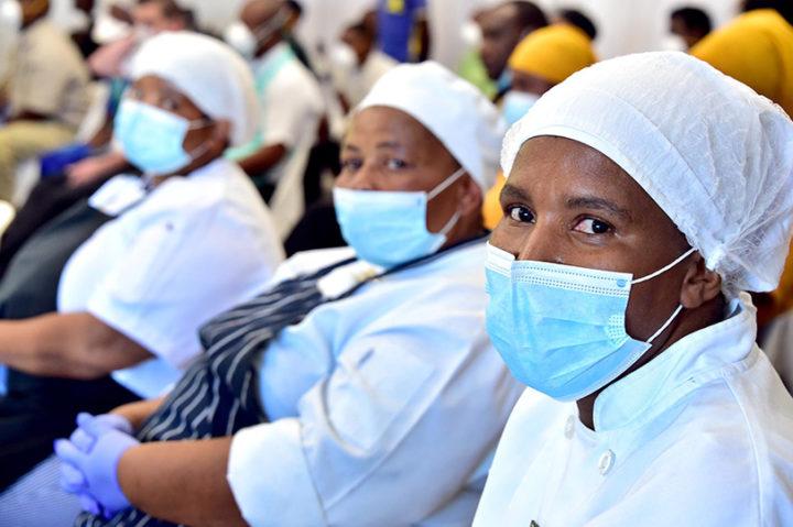 Pelo direito efetivo à saúde universal