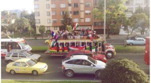 Fotoreportaje – Los mingueros llegaron a Bogotá para hablar con el Gobierno Nacional