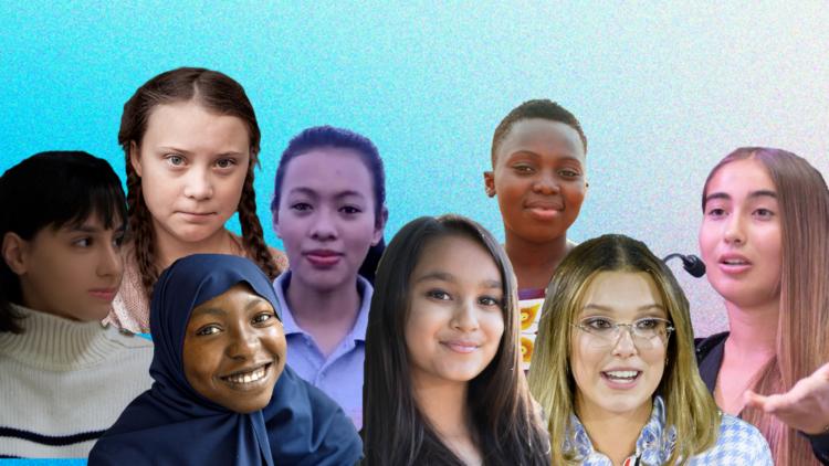 Mädchen die Sie kennen sollten – Die nächste Generation weist uns bereits den Weg