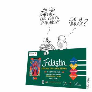 A Roma 4 giorni di cultura Palestinese e racconti di vita sotto occupazione