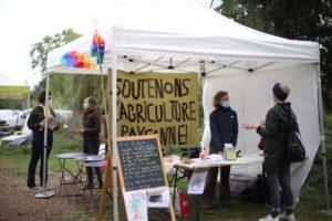100 p'tites Foires Paysannes : Solidarité belgo-latino américaine face au Traité Mercosur
