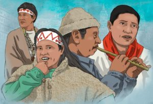 En Bogotá hay segregación y racismo hacia los indígenas: Iván Niviayo, gobernador Muisca