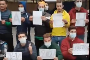 Sciopero della fame a oltranza dei 41 detenuti del CIE di Aluche (Madrid)