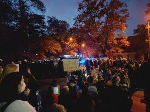Βαρσοβία: βίντεο και φωτορεπορτάζ από τις διαδηλώσεις