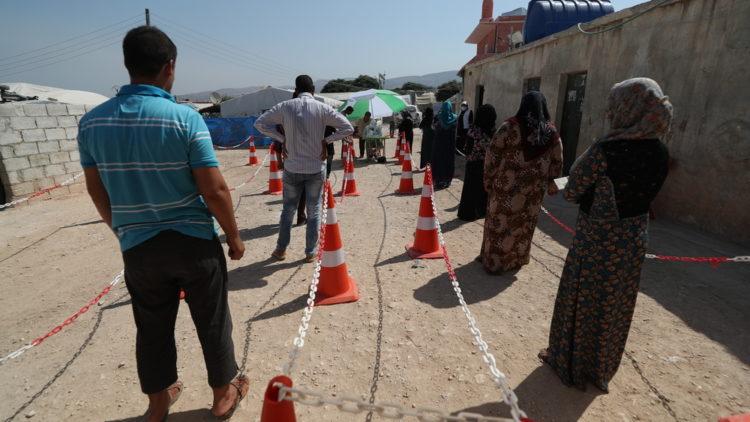 MSF, Siria nord-occidentale