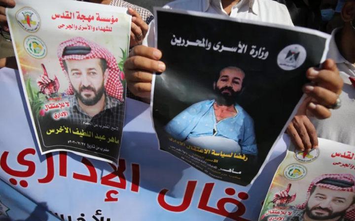 Maher Al Akhras, palestinese: fatelo sapere al mondo