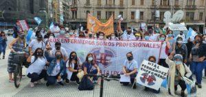 Derechos laborales del Equipo de Salud en Argentina: Los profesionales de Enfermería (Parte2)