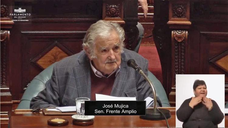 """Hommage an Pepe Mujica: """"Danke, Pepe!"""""""