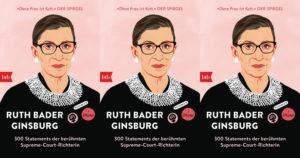 T-RUTH (Ruth Bader Ginsburg)