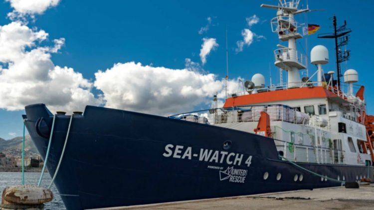 Sea-Watch wehrt sich gegen unrechtmäßige Festsetzung