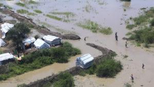 Sud Sudan: 800.000 persone colpite da pesanti inondazioni