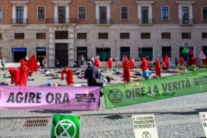 La vera crisi è quella ecologica: non c'è più tempo!!