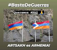 Reconocimiento de Artsakh (Nagorno Karabahg)