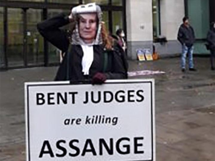 Assange-Prozess: Öffentlichkeit unerwünscht