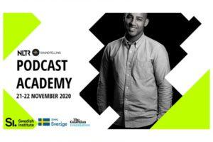 NLTR Podcast Akademi Başlıyor