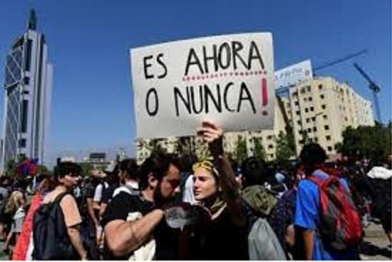 Después de la bofetada al poder y al neoliberalismo chilenos, ¿ahora qué?
