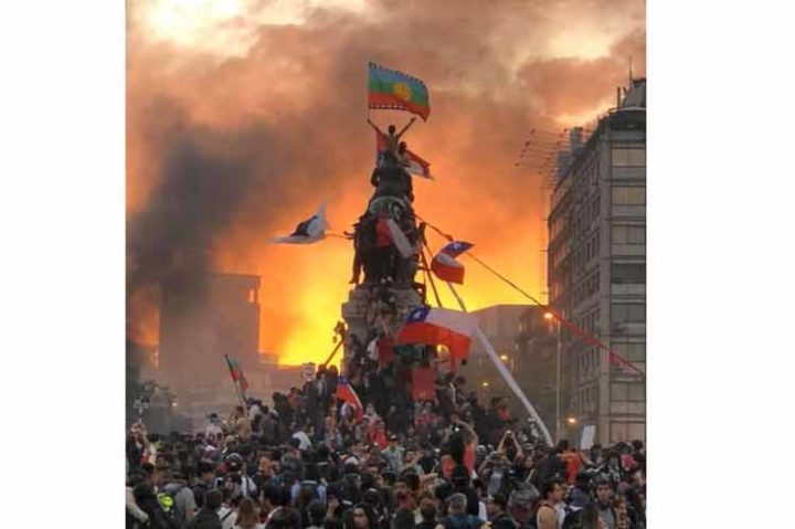 Chile: Social protest returns to the streets