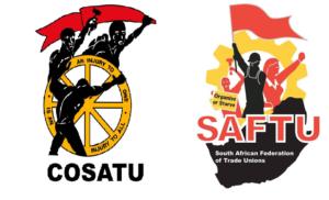 Sindicatos sudafricanos realizan huelga contra la corrupción
