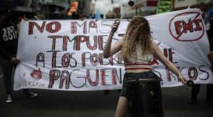 Costa Rica: décimo día de protestas contra el FMI