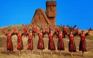 Un poco de historia. Artsakh.