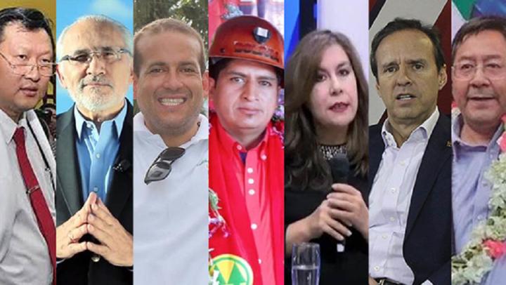 Debate presidencial en Bolivia: El M.A.S. como única opción popular