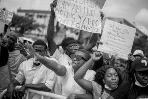#EndSARS: Como é estar no lugar de um jovem nigeriano