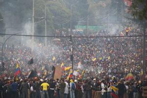 La culpa es del marxismo-leninismo: Ecuador, un año después