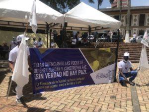 Κάτι σημαντικό συμβαίνει στην Κολομβία
