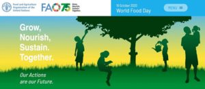 Giornata mondiale dell'alimentazione e 75° anniversario della FAO