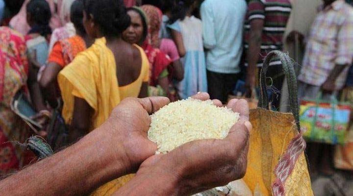 A Índia está faminta: Quem está ouvindo?